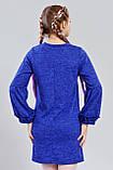 Трикотажное подростковое платье , фото 2