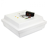 Инкубатор Рябушка-2 на 70 яиц с ручным переворотом цифровой