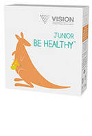 Юниор Би Хелси (Junior Be Healthy) -  витамин С с прополисом