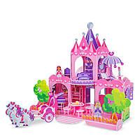 """3D пазлы """"Розовый замок"""" Melissa&Doug (MD9462)"""