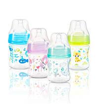 Бутылочка для кормления антиколиковая BabyOno Natural Nursing. 120 мл (402)