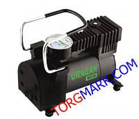Автомобільний компресор URAGAN 35 л/хв 12 вольт