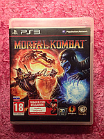Видео игра Mortal Kombat (PS3)