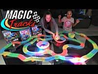 220 деталей Magic Tracks. Меджик Трек.