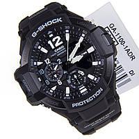 Часы Casio G-Shock GA-1100-1A Gravity Master Б., фото 1