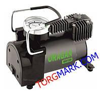 Автомобильный компрессор URAGAN 37 л/мин 12 вольт