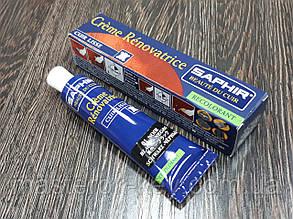 Жидкая кожа Saphir Creme Renovatrice 25 мл цвет черный (01)