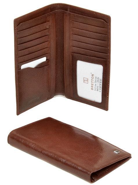 Мужское кожаное портмоне Bretton  MS-35