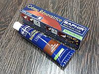 Жидкая кожа Saphir Creme Renovatrice 25 мл цвет коньяк (10)