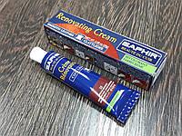 Жидкая кожа Saphir Creme Renovatrice 25 мл цвет красный гермес (12)