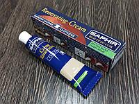 Жидкая кожа Saphir Creme Renovatrice 25 мл цвет бежевый (16)