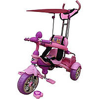 Велосипед трёхколёсный Розовый Mars Trike (KR01  аниме)