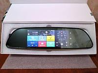 Регистратор - зеркало (DVR K35/ D35) экран 7'/ камера заднего вид/3g/android