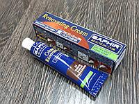 Жидкая кожа Saphir Creme Renovatrice 25 мл цвет табак (34)