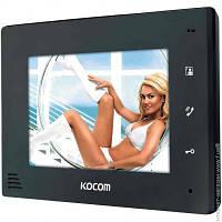 Домофон Kocom KCV-A374 L black