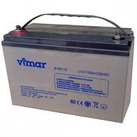 Аккумуляторная батарея AGM Vimar B100-12 100АЧ
