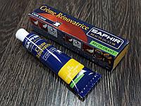 Жидкая кожа Saphir Creme Renovatrice 25 мл цвет желтый (53)