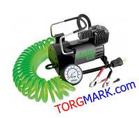 Автомобільний компресор URAGAN 40 л/хв 12 вольт (функція автостопу)