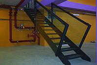 Лестницы наружные