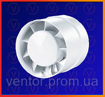 Осевой вентилятор Vents Turbo ВКО, D = 100мм