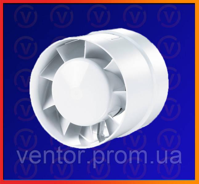 Осевой вентилятор Vents Turbo ВКО, D = 150мм