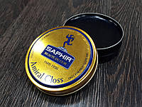 Крем Зеркальный блеск Saphir Amiral Gloss цвет черный 50 мл