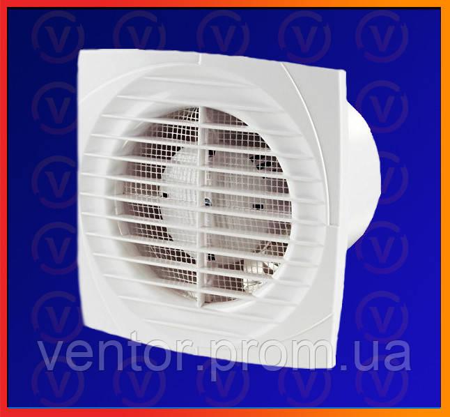 Вентилятор бытовой Vents ДЛ, D = 125мм