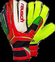 Вратарские перчатки Reusch M1 (р. 8,9) с защитными вставками , фото 1