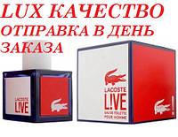 Туалетная вода для мужчин Lacoste LivePour Homme 100 мл, фото 1