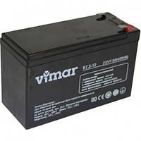 Аккумуляторная батарея AGM Vimar B7.5-12  7.5АЧ