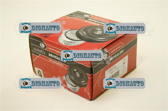 Ролик кондиционера Лачетти GATES Lacetti 1.8 CDX (G T38154/96435138)