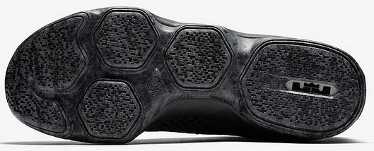 Купить Кроссовки Nike LeBron 14 Low Triple Black  продажа, цена в ... a07e8a2b7de