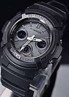 Часы Casio G-Shock AWG-M100B-1A Б., фото 1