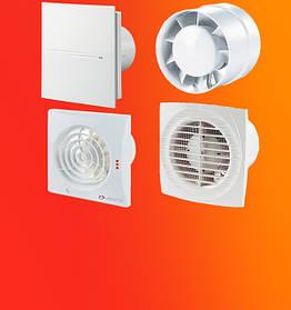 Бытовые вентиляторы Vents вко, м, мл, м3л, м турбо, пфл, квайт, модерн, лд, лд лайт, мтн, ма