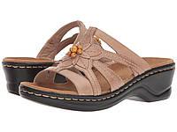 Туфли на каблуке (Оригинал) Clarks Lexi Myrtle Sand Leather, фото 1
