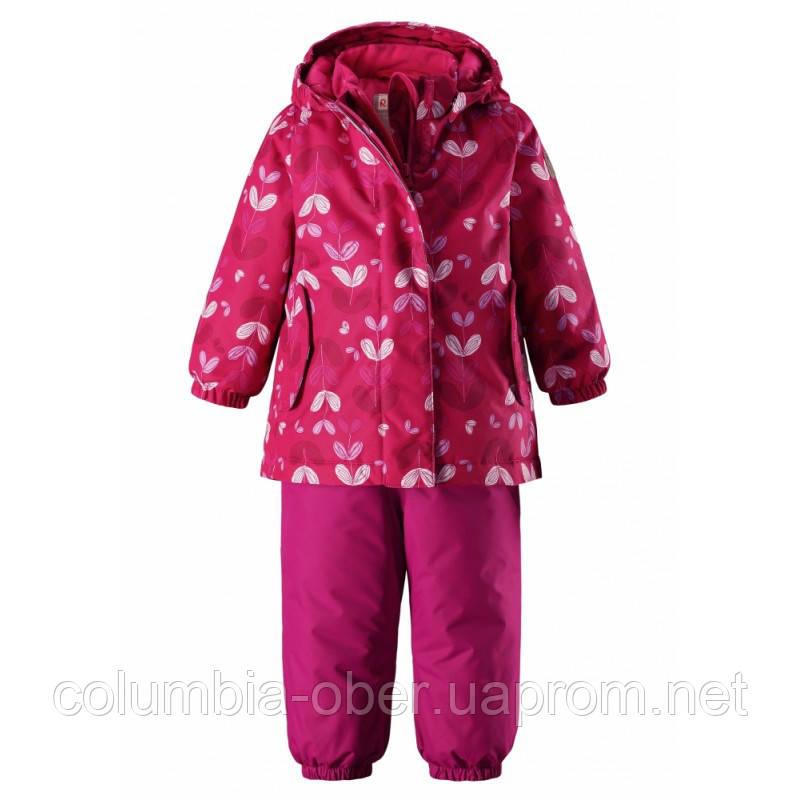 Зимний комплект для девочки Reimatec OHRA 513110-3561. Размер 80.