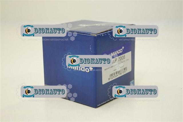 Насос водяной Авео 1.4/1.6 MANDO Aveo 1.4 16V LT (96872702)