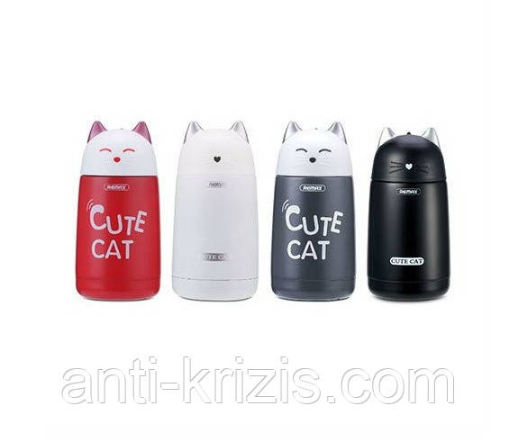 Термос Remax Cute Cat RT-CUP23 White 330ml