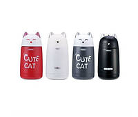 Термос Remax Cute Cat RT-CUP23 White 330ml, фото 1