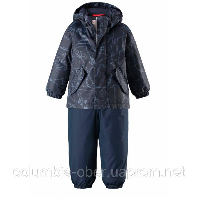 Зимний комплект для мальчика Reimatec OLKI 513109 - 6981. Размер 80.