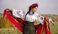 А у Вас є українська народна хустка? (Українська)