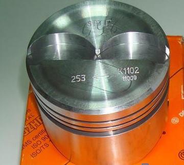Поршень двигателя СТД 75,00 (комплект) ZAZ Sens / ЗАЗ Сенс, 130-0630-000