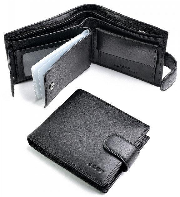 Мужское портмоне BK014-206 Black