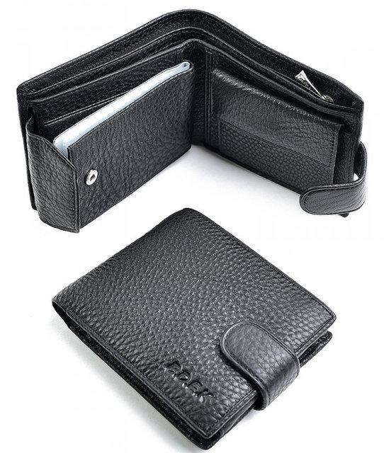Мужское портмоне BK015-206 Black
