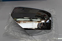 Крышка зеркала (хром) левая для Mitsubishi L-200 2006-