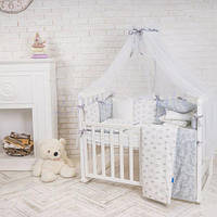 Детское постельное белье с коронами