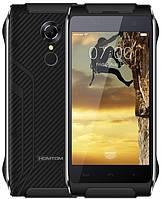 HomTom HT20 PRO Hовый тонкий противоударный смартфон 3/32GB  черный(black), фото 1