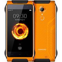 HomTom HT20 PRO Hовый тонкий противоударный смартфон 3/32GB оранжевый(Orange), фото 1