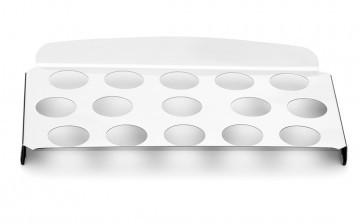 Лоток  из нержавейки для пароварки  Dejelin,  для варки яиц на пару