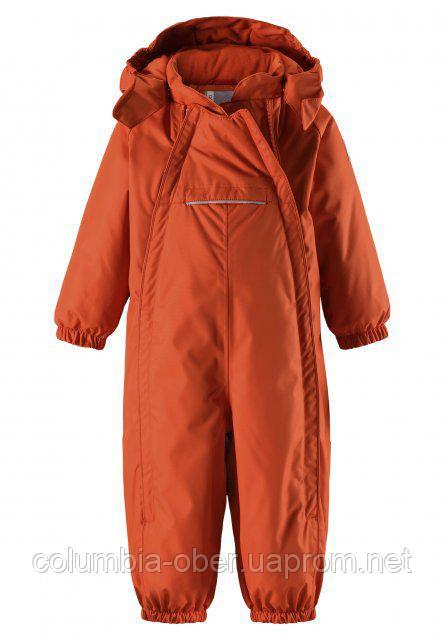 Зимний комбинезон для девочки Reimatec 510269-2850. Размеры 74 - 98.